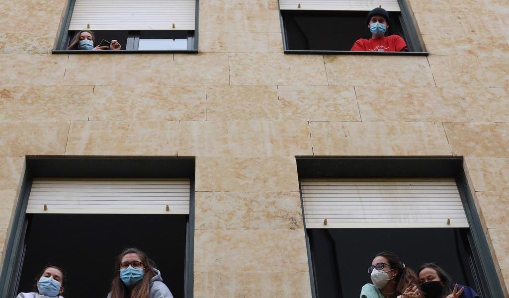 Registra España 13,873 contagios de COVID-19 en 24 horas