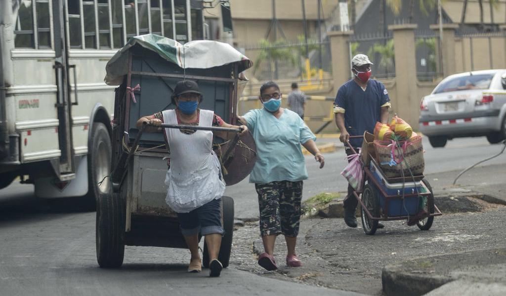 Suma Nicaragua 5,434 casos de COVID-19
