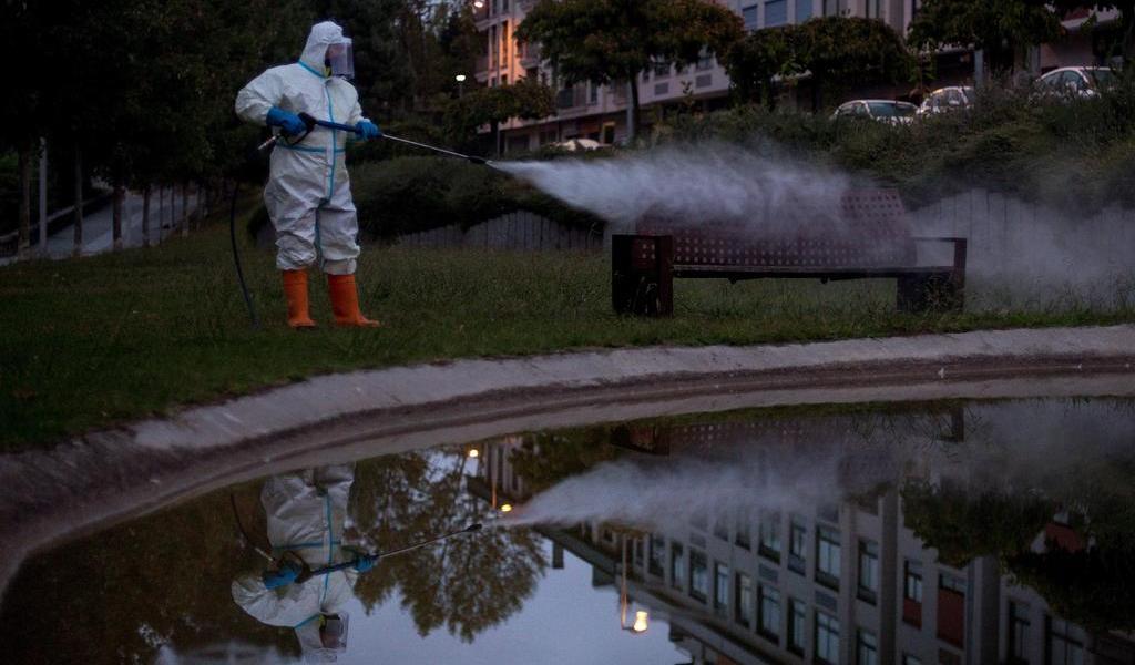 Pandemia supera los 40 millones de casos globales