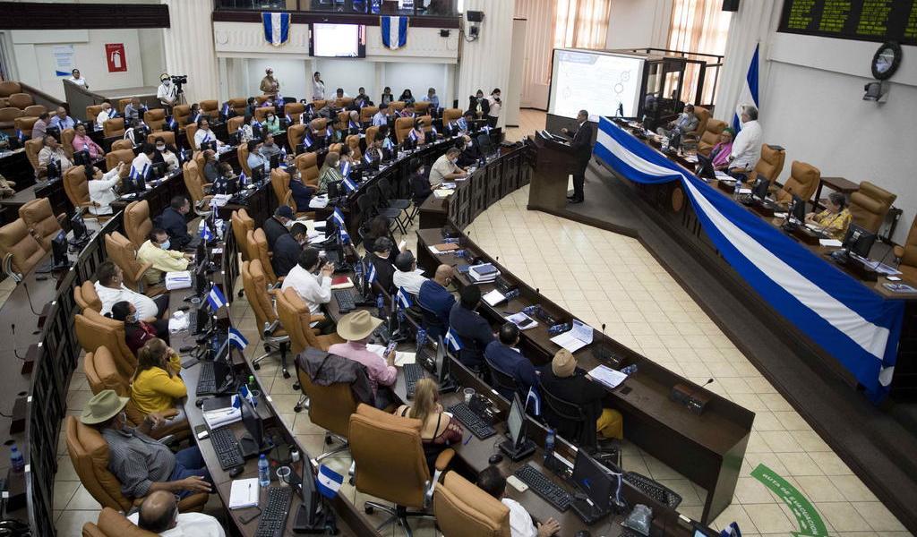 Gobierno de Nicaragua pide aprobar presupuesto 2021 al Parlamento