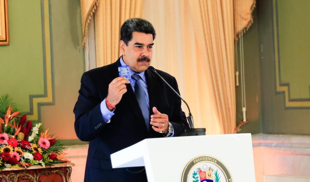 Oposición busca caos en Venezuela para incidir en elecciones en EUA: Maduro