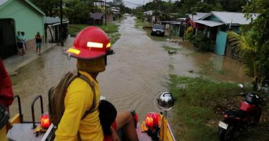 'Eta' se convierte en huracán 'mayor' mientras se acerca a Honduras y Nicaragua