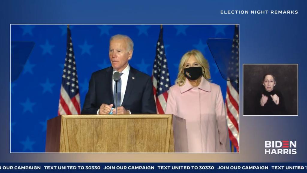 Pide Biden 'paciencia' y expresa confianza en ganar elección presidencial