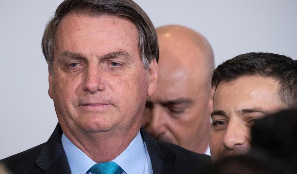 Afirma Bolsonaro que Trump 'no es la persona más importante del mundo'