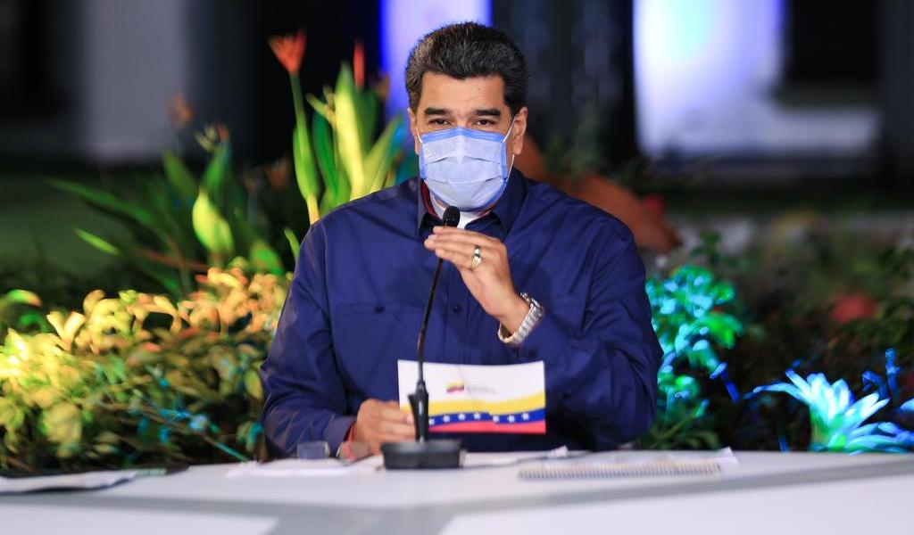 Maduro trabajará 'con paciencia' para establecer diálogo con Joe Biden