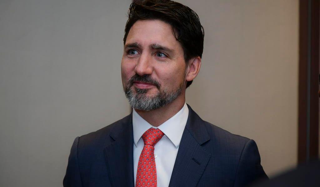 Justin Trudeau, primer líder que dialoga con Biden tras elecciones en EUA