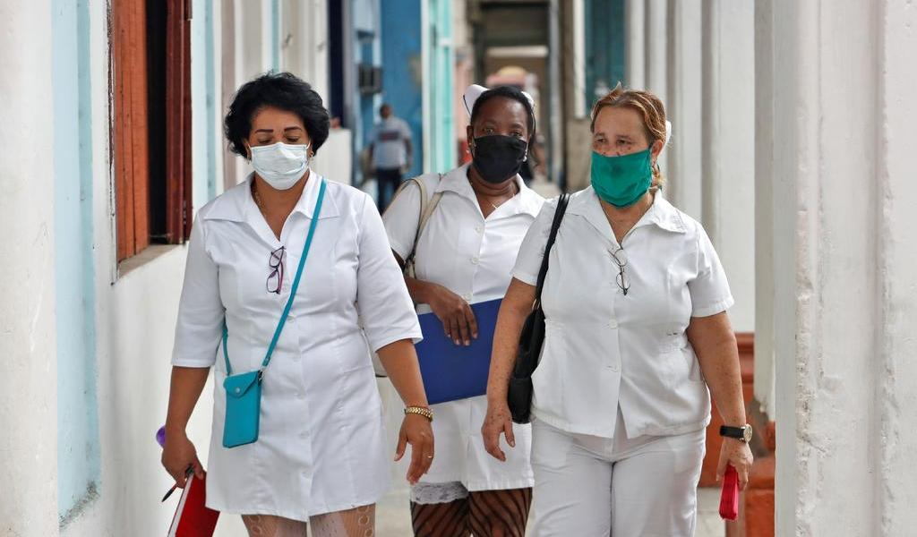 Cuba suma 43 casos nuevos de COVID-19 y acumula 7,392 positivos