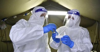 Estados Unidos supera los 11 millones de contagios por COVID-19