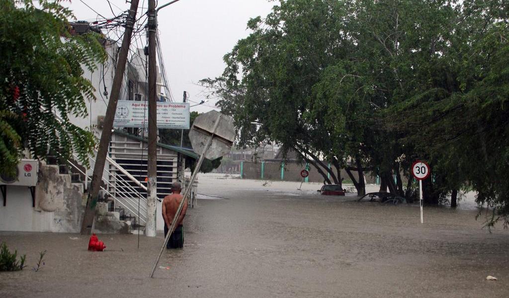 Deja 'Iota' destrucción en el Caribe de Nicaragua e inundaciones en el Pacífico