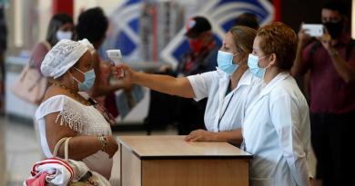 Aumentan casos importados de COVID-19 en las últimas semanas en Cuba