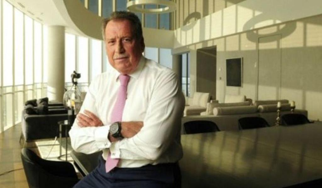 Fallece el banquero argentino Jorge Brito en accidente aéreo