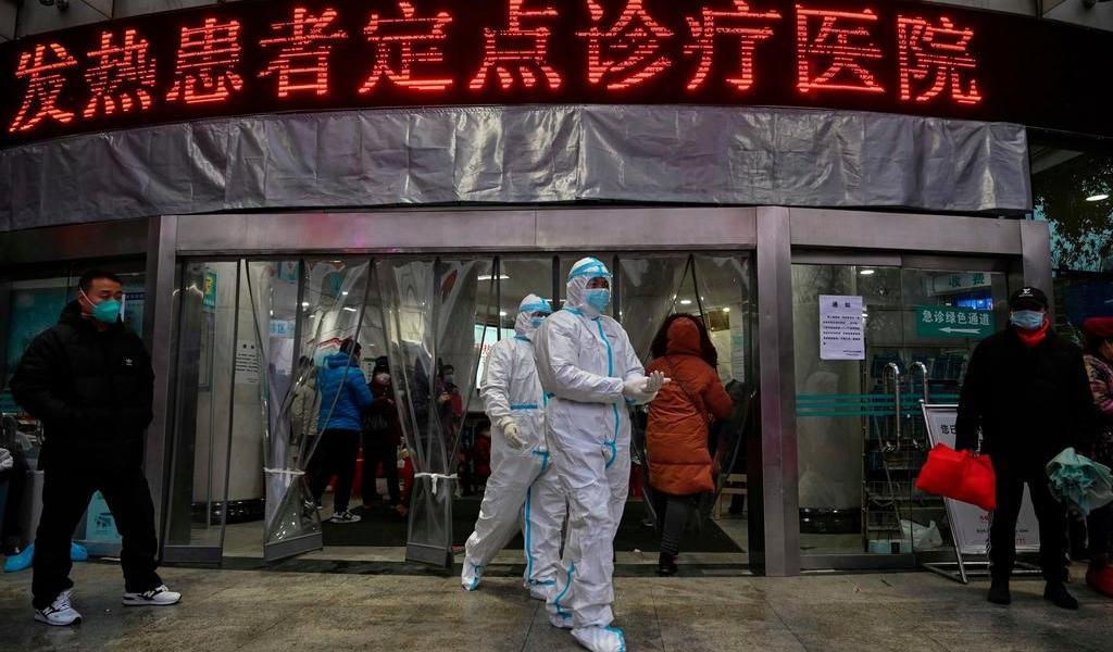 Expertos enviados a China por la OMS intentaran rastrear origen del COVID-19