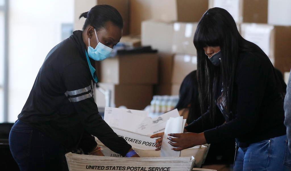 Comienza recuento oficial de votos en estado de Georgia