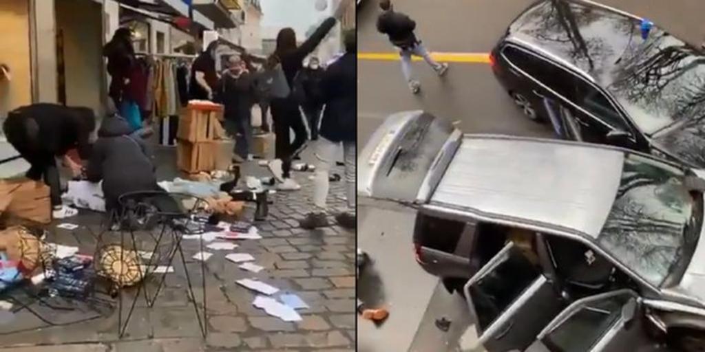 Auto arrolla a transeúntes en Alemania; reportan dos muertos