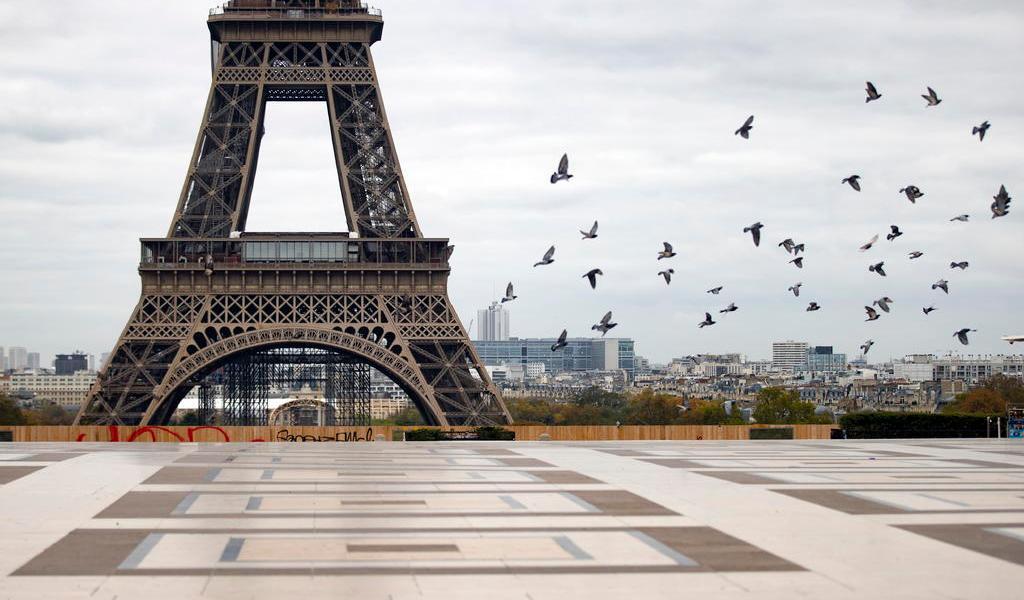 Reabrirá Torre Eiffel el 16 de diciembre