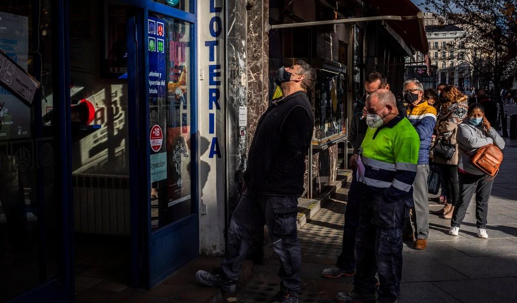 Incidencia en España disminuye