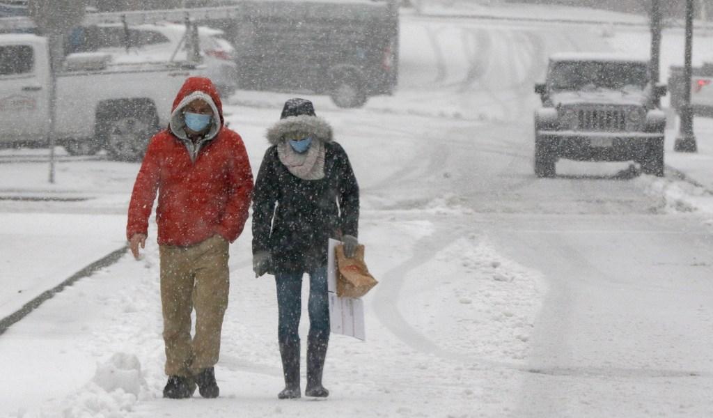 Primera gran tormenta invernal amenaza a EUA