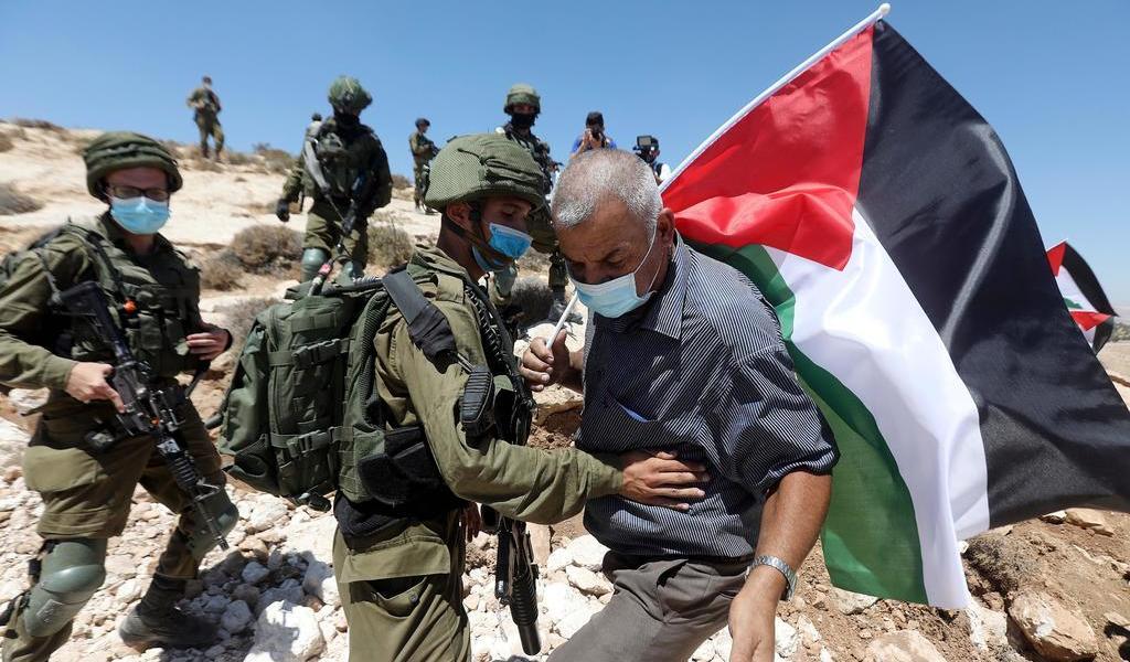 Critica exembajador de Arabia acciones de Israel contra palestinos