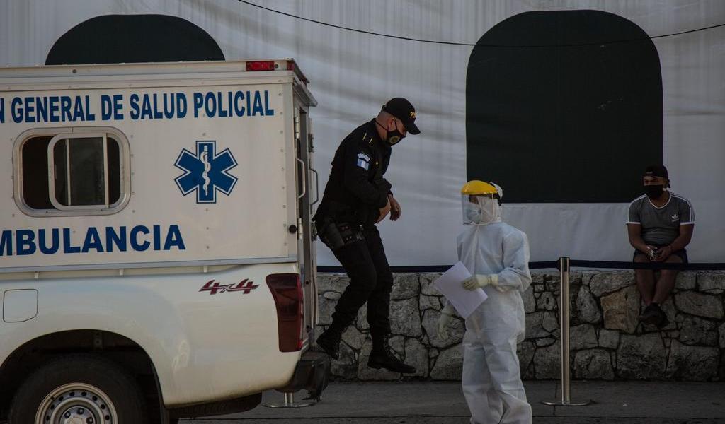 Renuncia encargado de gestionar la pandemia de COVID-19 en Guatemala