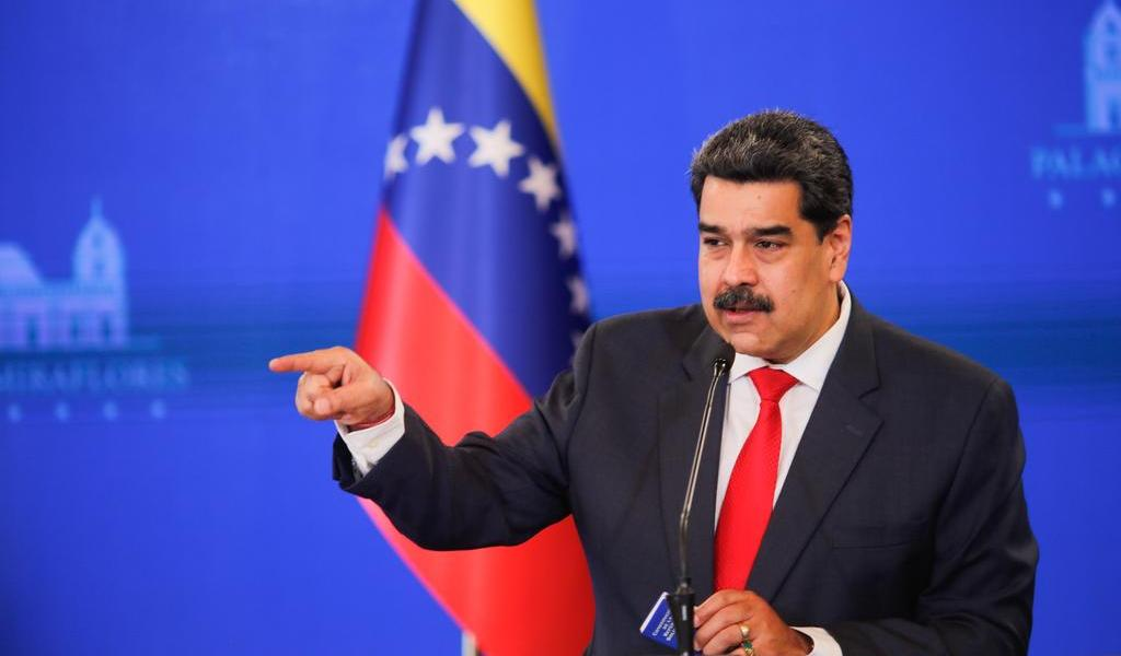 Espera Maduro que Trump no lo agreda al final de su mandato