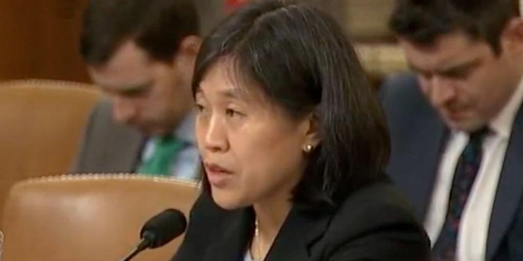 Joe Biden eligió a Katherine Tai como representante de Comercio Exterior