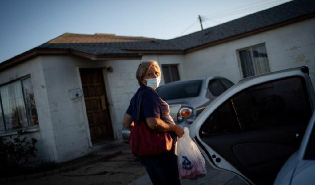 Mexicana inmigrante lucha por sobrevivir en Las Vegas