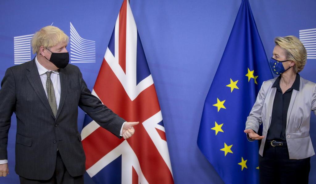 Continuarán Unión Europea y Reino Unido negociaciones tras Brexit