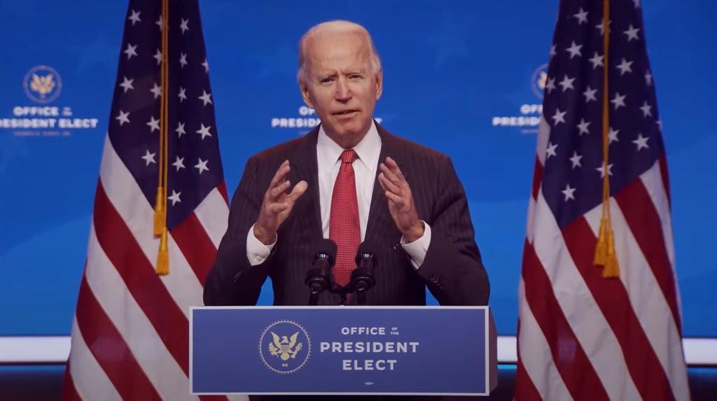 Colegio Electoral de EUA ratifica victoria de Joe Biden