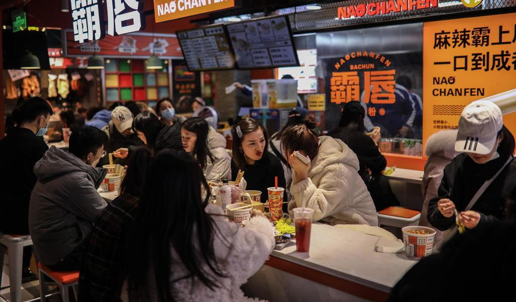 China desaconseja reuniones durante el Año Nuevo lunar