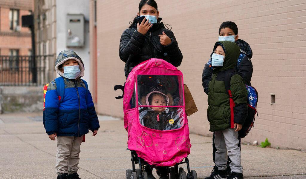 EUA alcanza 17 millones 631 mil 293 contagios de COVID-19