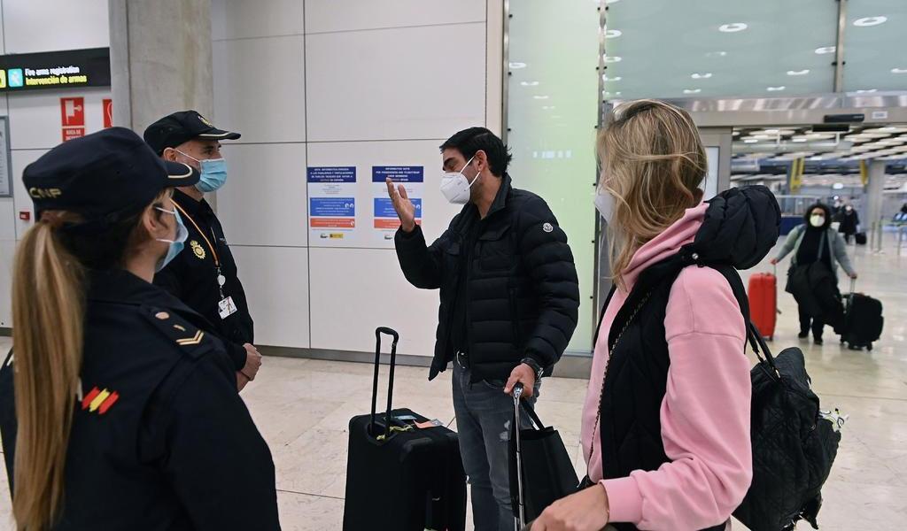 España suspende vuelos desde el Reino Unido