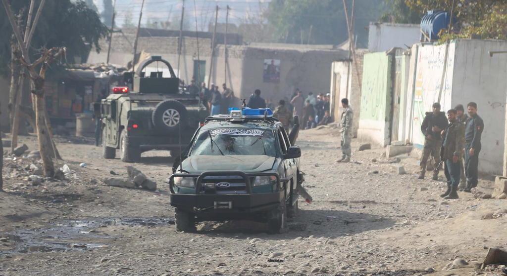 Otro periodista muere en tiroteo en Afganistán; el cuarto en dos meses