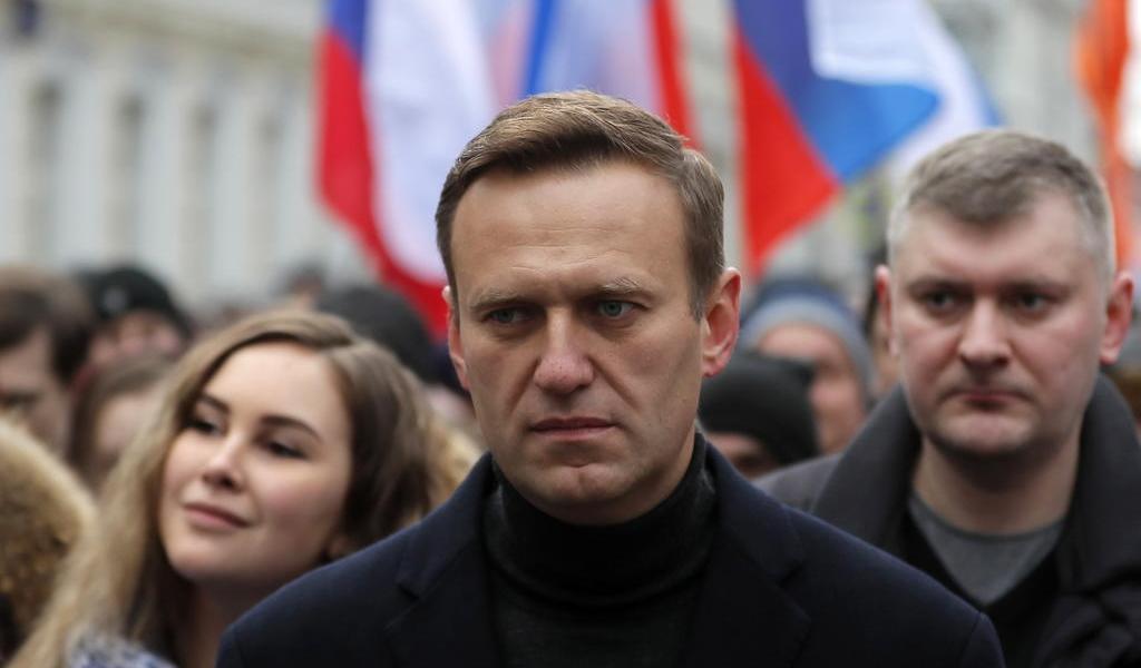 Rusia tacha de 'falsa' nueva publicación de Navalni sobre su envenenamiento