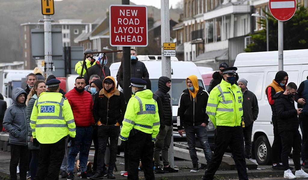 Combate Reino Unido contra dos nuevas cepas del virus a ocho días del Brexit