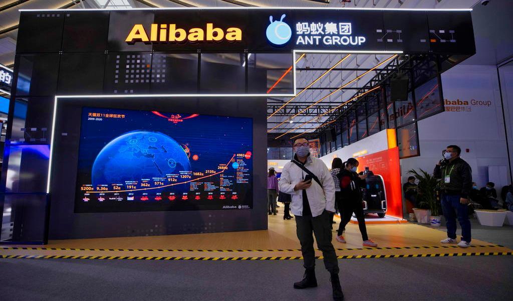 Autoridades competentes en China investigan a Alibaba por monopolio