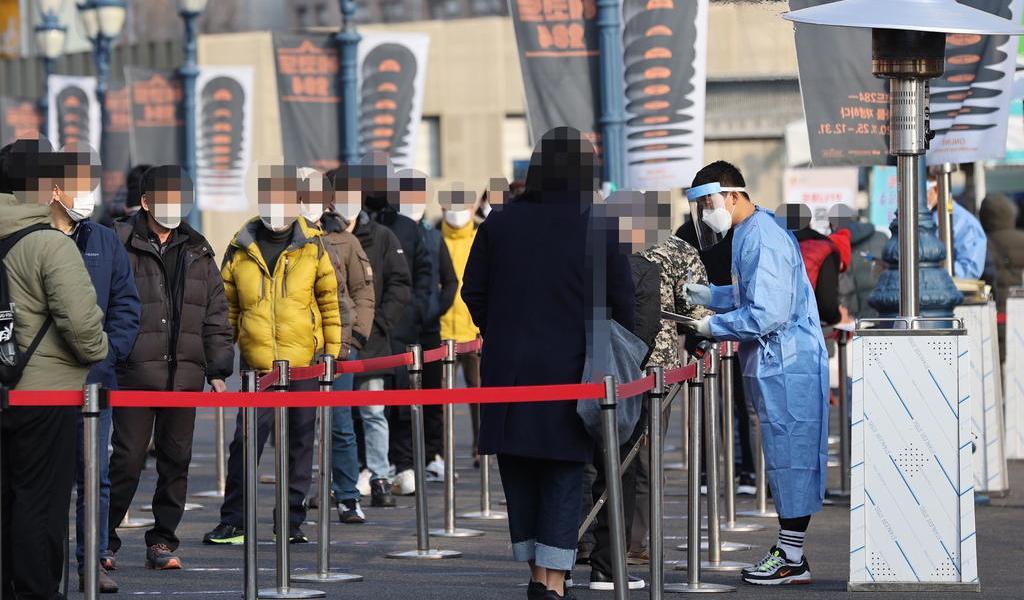 Corea del Sur detecta primeros contagios de variante británica de COVID-19
