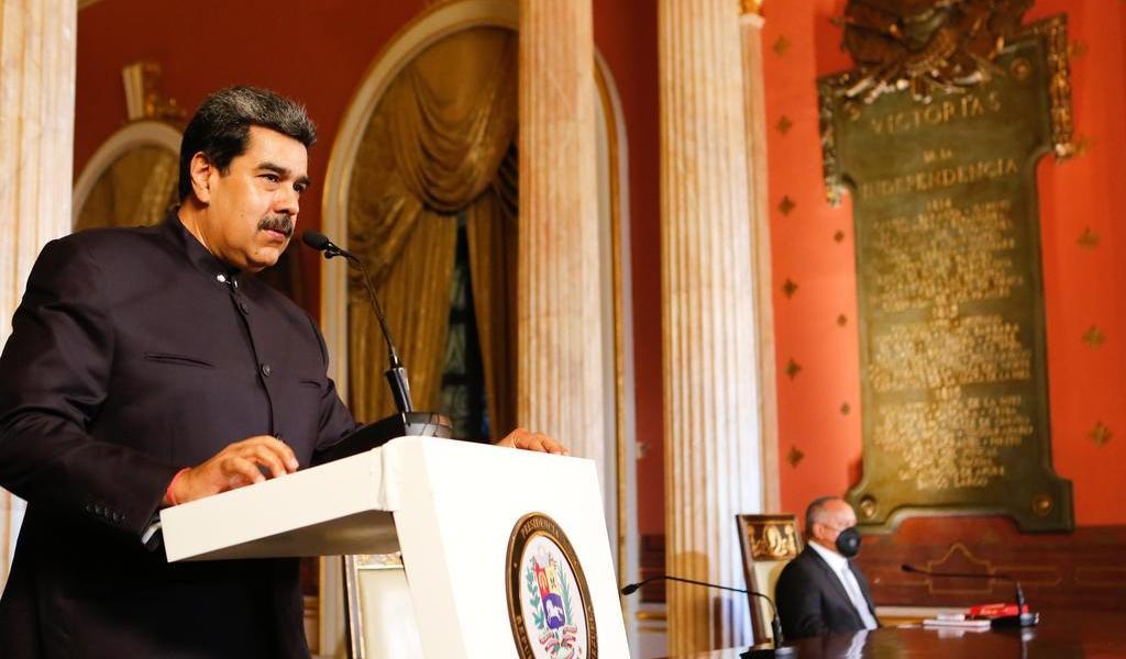 Gobierno de Venezuela afirma que frustró un plan terrorista de la oposición