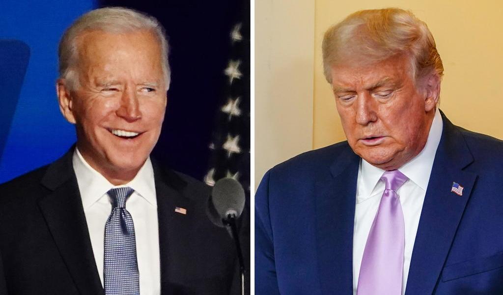 Biden y Trump harán campaña el lunes en Georgia por control del Senado