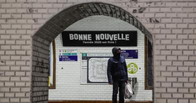 Registra Francia casi 20 mil casos de COVID-19 el último día del año