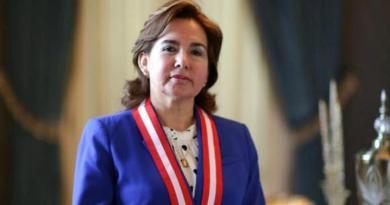 Elvia Barrios, primera presidenta del Poder Judicial de Perú en 196 años