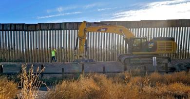 Donald Trump visitara frontera con México para realzar el muro