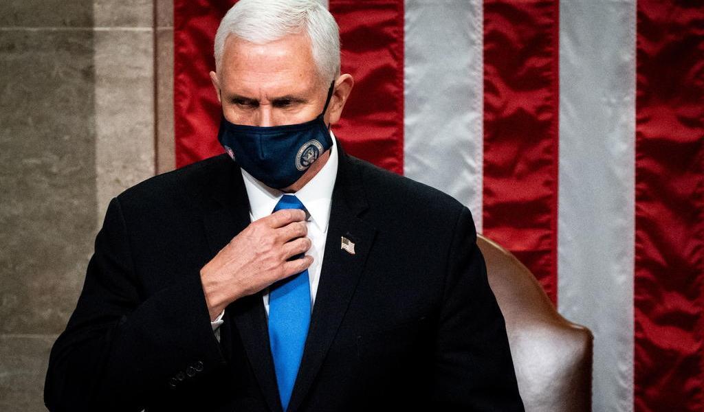 Mike Pence si asistirá a la inauguración presidencial de Joe Biden