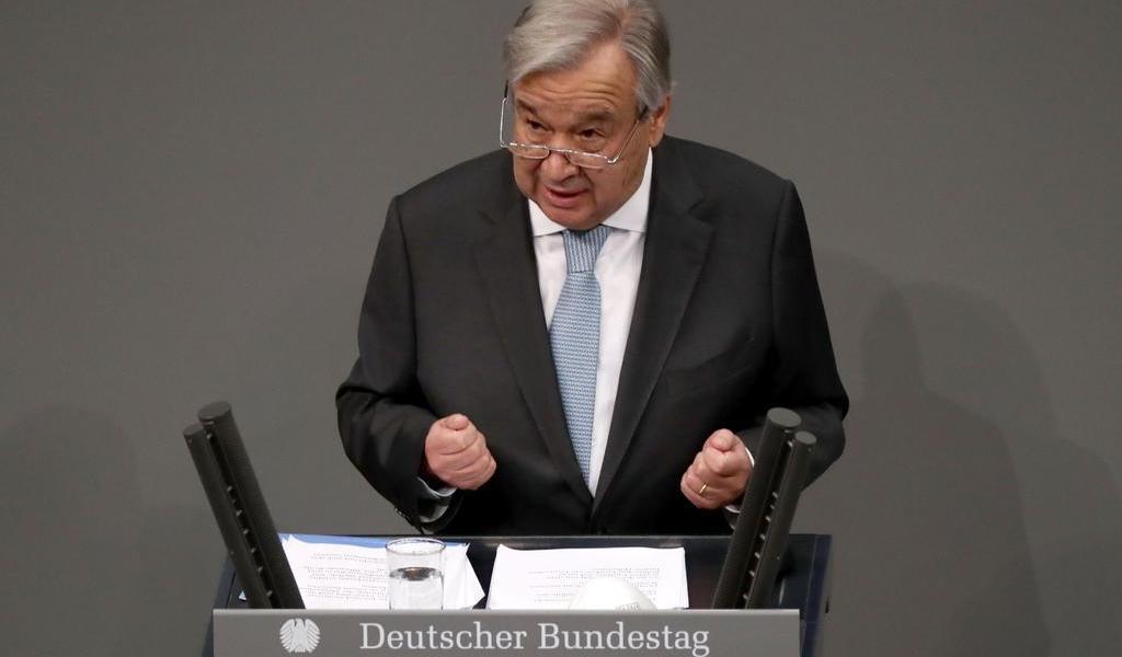 Anuncia Guterres que aspirará a un segundo mandato como jefe de la ONU