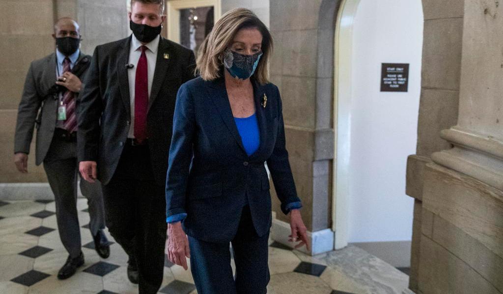 Cámara de Representantes de EUA continua con la pretensión de llevar a Trump a juicio