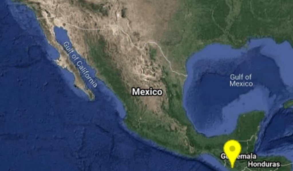 Fuerte sismo de magnitud 6.1 sacude Guatemala; no hay víctimas ni daños
