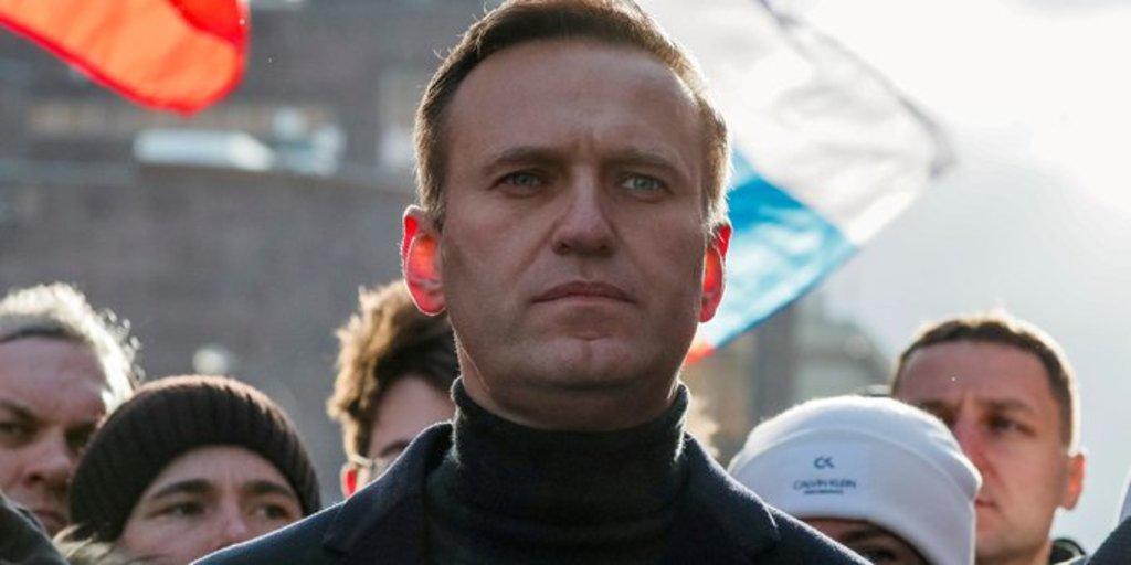 EUA exige a Rusia la 'liberación inmediata' de Alexéi Navalni