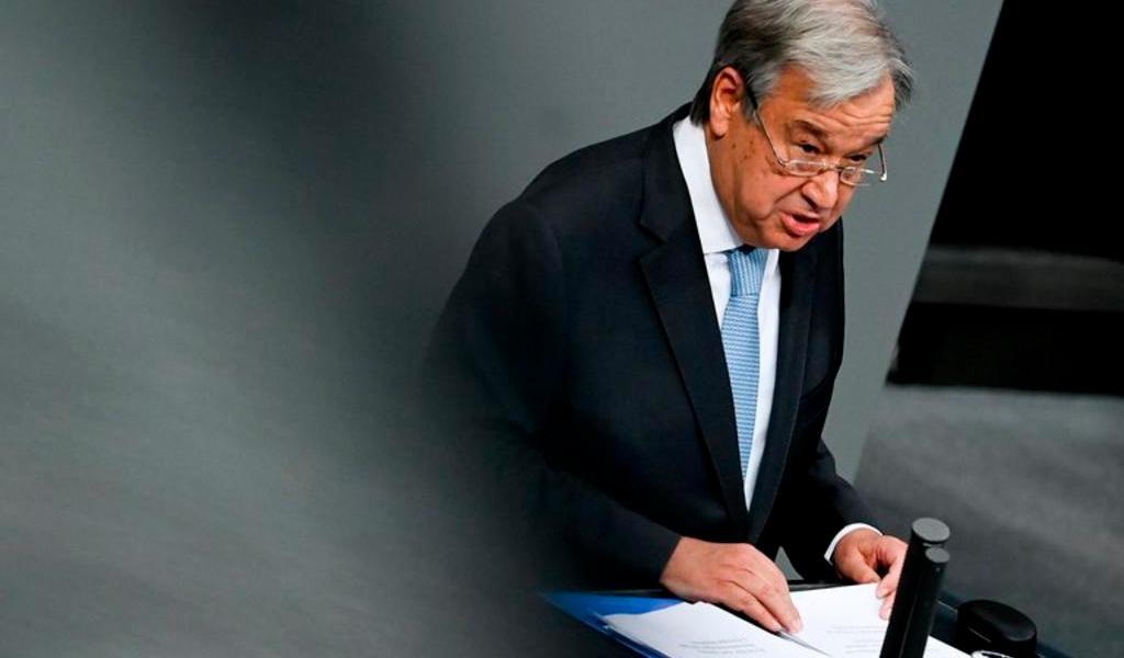 ONU celebra regreso de EUA al Acuerdo de París