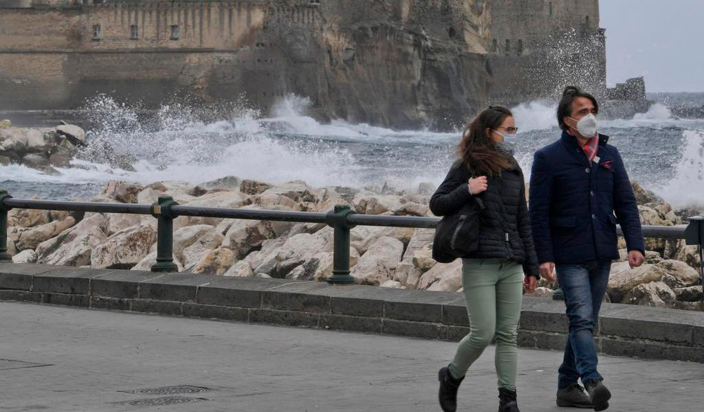 Registra Italia 14,078 contagios de COVID-19 en 24 horas