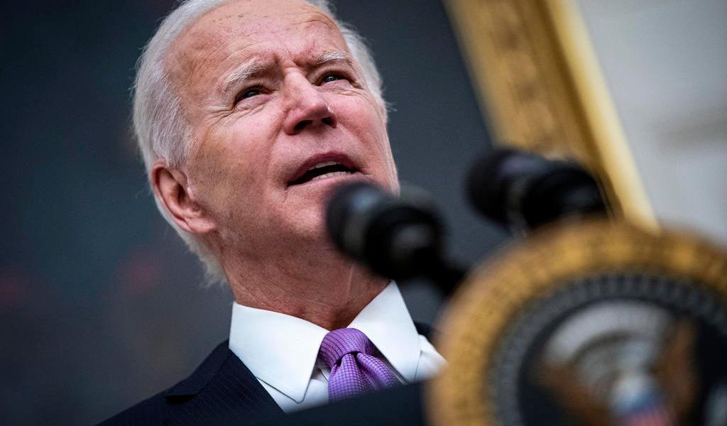 Alerta Biden que EUA superará los 500 mil muertos en febrero por COVID