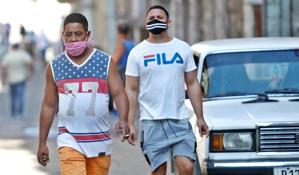 Registra Cuba un nuevo récord de casos diarios de COVID-19